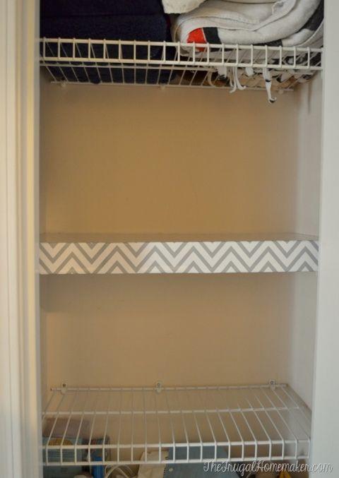 Shelves Paper And For Less On Pinterest