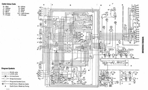 volkswagen mk1 golf engine diagram