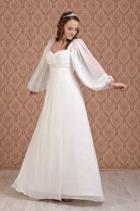 wedding-dresses-long-sleeved-wedding-dresses-for-mature ...