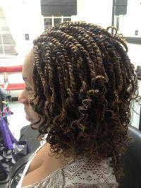 Afro twist @bijou African hair braiding Orlando FL area ...