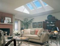 Skylights, Ceilings and Flats on Pinterest