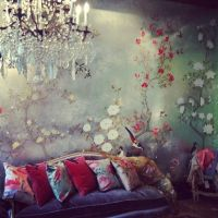Boho Living Room | Rooms and Interiors. | Pinterest ...