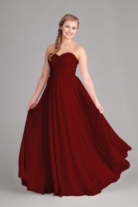 Chiffon bridesmaid dresses, Colors and Products on Pinterest