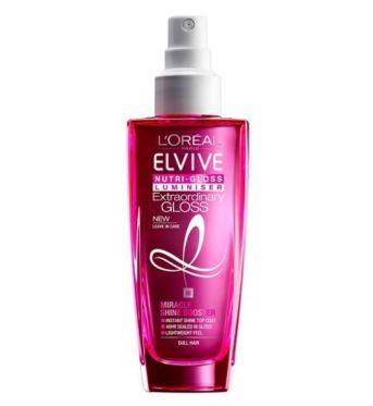 L'Oreal Elvive Nutri-Gloss Luminiser Gloss: