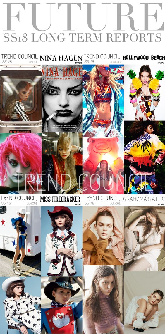 Trends Trend Council Women 39 S Ss 2018 Fashion