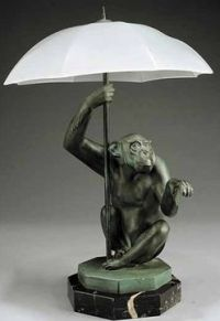 gorilla umbrella lamp | Wagon | Pinterest | Lamps and ...