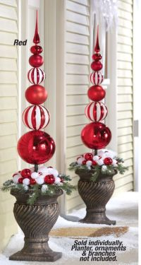 Large christmas ornaments, Christmas ornament and Cute ...