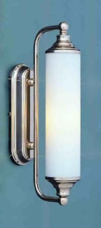 THE GALLATIN ART DECO BATH LIGHT PSL/G10 | Lighting ...