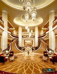 Luxury Hotel Lobby Photos
