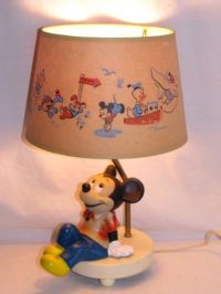 Vintage disney, Disney mickey mouse and Night lights on ...