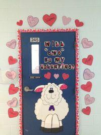 Valentine Classroom Door | Classroom- Bulletin Boards ...