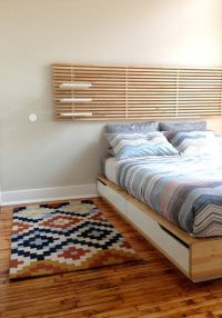 IKEA Mandal Bed frame/headboard/mattress (Queen) | Posts ...
