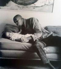Geoffrey Holder with son Leo Holder :: | Representations ...