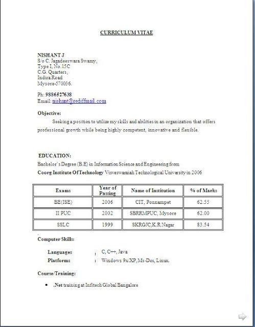 job resume builder resume writing format pdf sample for example - free resume creator download