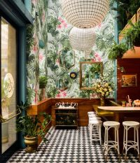 12 Restaurants and Bars with New Age Tropical Decor