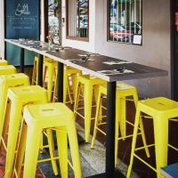 Outdoor seating | Restaurant Decor Ideas | Pinterest ...