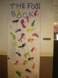 Dr. Seuss Door Decorations | PTAC ideas!!! | Pinterest ...