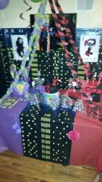 Harley Quinn & Joker theme | my cakes, ohsoluvly creations ...