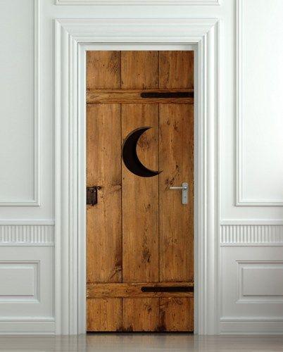 Door stickers, Doors and Murals on Pinterest