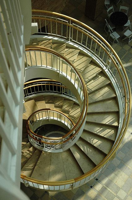Exterior Spiral Staircase Stairs Pinterest Museums