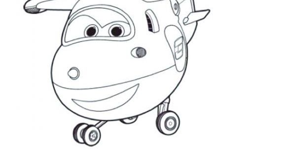 Jett Ausmalbilder Super Wings Auto Electrical Wiring Diagram