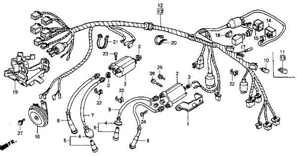rewiring a motorcycle