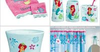 Disney Ariel Bathroom Set | Then there's an Ariel Bath ...