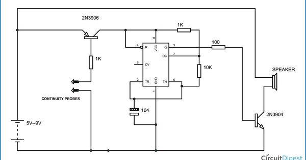 ic tester circuit