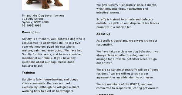 dog sitter resume how to be a good pet sitter 11 steps with pictures pet sitting