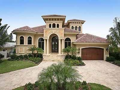 spanish style exterior house colors Spanish homes designs - homes designs