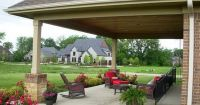 Covered Patio Ideas On a Budget, Covered Patio Ideas - End ...