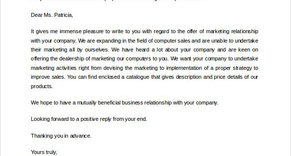 Business Letter Template 20 Free Sample Example Format Sample Business Proposal Letter To Download Business