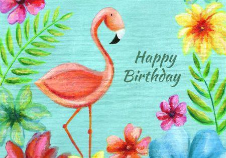 Limits Quotes Wallpaper Ileana Oakley Tropical Flamingo Jpg Happy Birthday