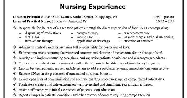 sample dialysis nurse resume