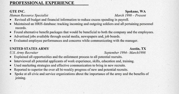 deployment resume sample