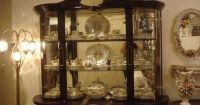How to Display Items in a China Cabinet | China cabinets ...
