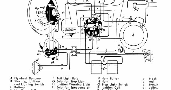 electric scooter wiring schematic