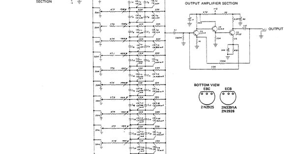multi channel audio mixer circuit using lm3900