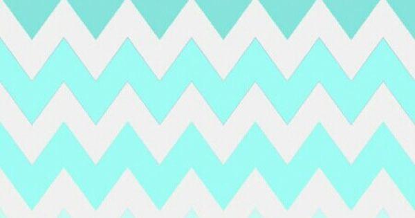 Cute Patterns Iphone Wallpaper Turquoise Ombre Chevron Wallpaper P P R D 239