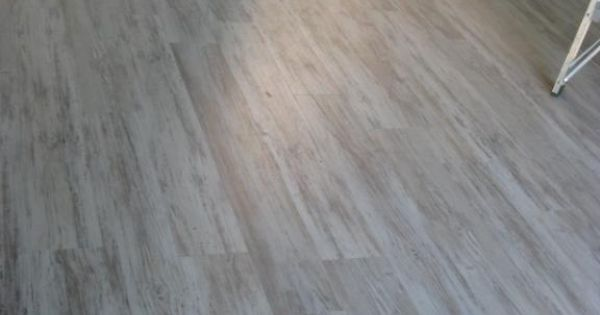 Wood Bathroom Flooring Waterproof 5mm Grizzly Bay Oak Click Resilient Vinyl - Tranquility