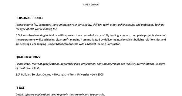 resume samples for training manager the yellow wallpaper
