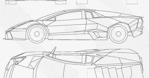 mazda furai drawings in pencil