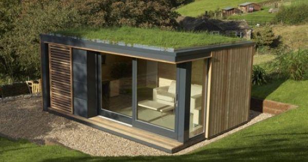 Green Roof Pod