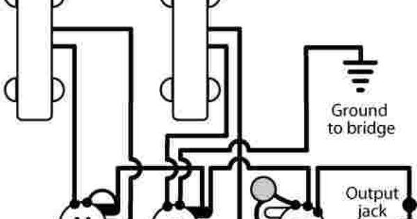 dimarzio fred wiring diagram