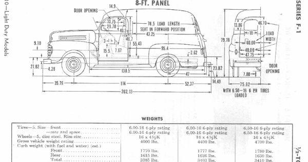 1948 ford semi truck