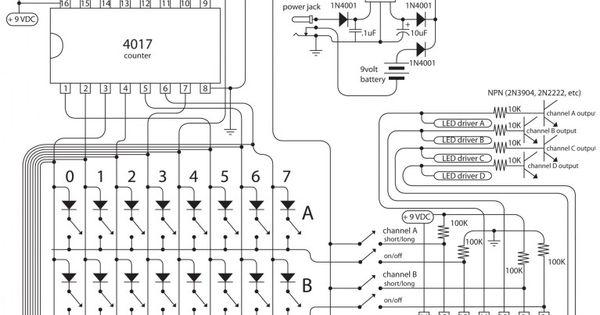 arduino frequency counter circuit diagram