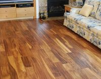 "Hand Scraped Acacia Engineered Hardwood Flooring 3/8"" x 5 ..."