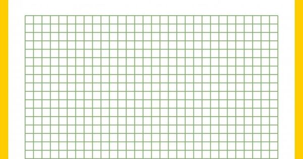 patterns on graph paper