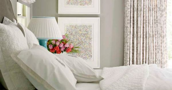 "Modern Bedroom Ideas Teal Or Benjamin Moore Oc-140 ""morning Dew"" For A Light, Almost"