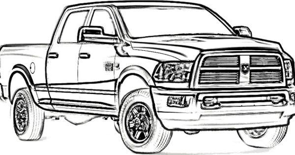 Ram Trucks ledningsdiagram